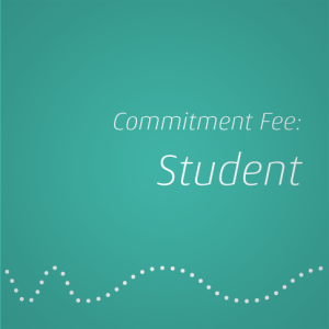 Commiment Fee: Student
