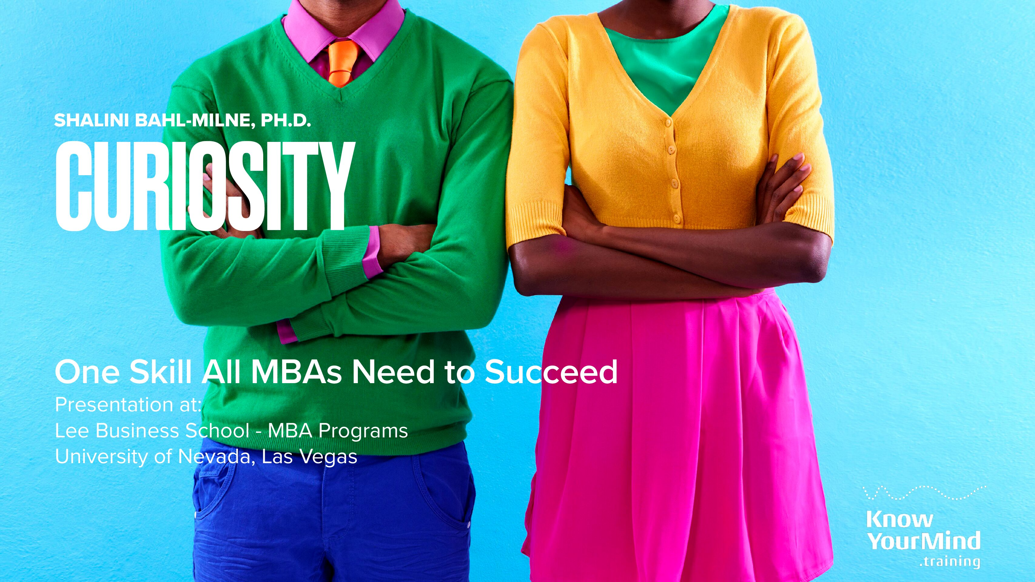 Curiosity: One Skill All MBAs Need to Succeed