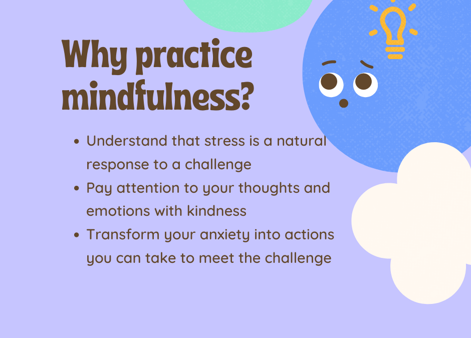 How Can Mindfulness Help Students Deal with Anxiety